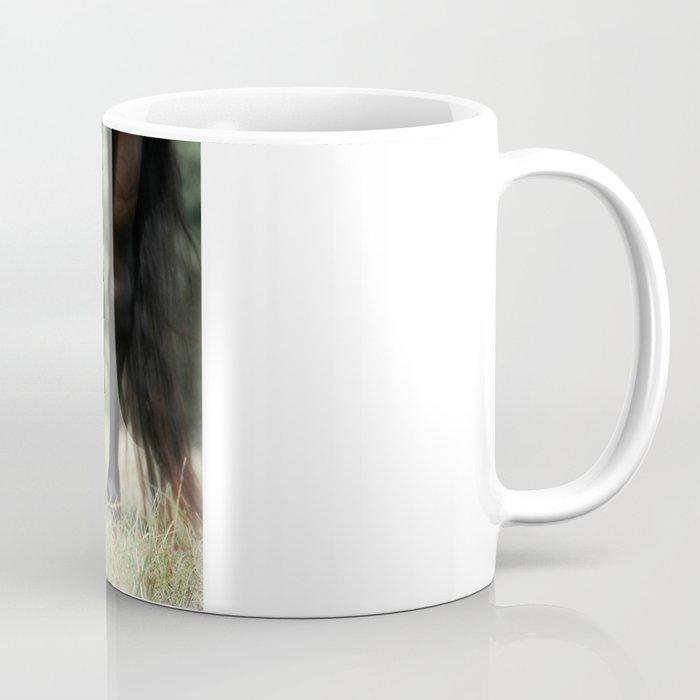 T-Bone Thoroughbred  Racing Horse Coffee Mug