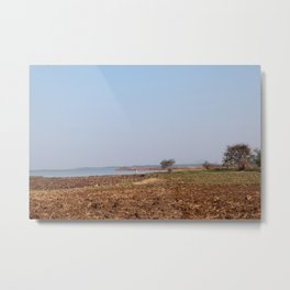 Jharkhand River Metal Print