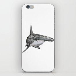 Hammerhead Shark iPhone Skin