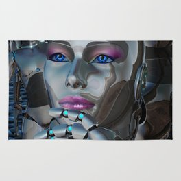 Robotic Chaos Rug