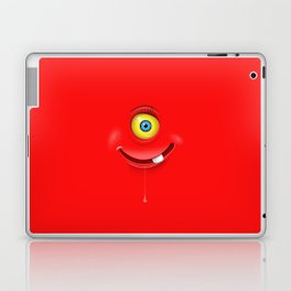 Red Hero Laptop & iPad Skin