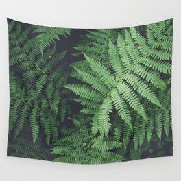 Fern Bush Nature Photography   Botanical   Plants Wall Tapestry