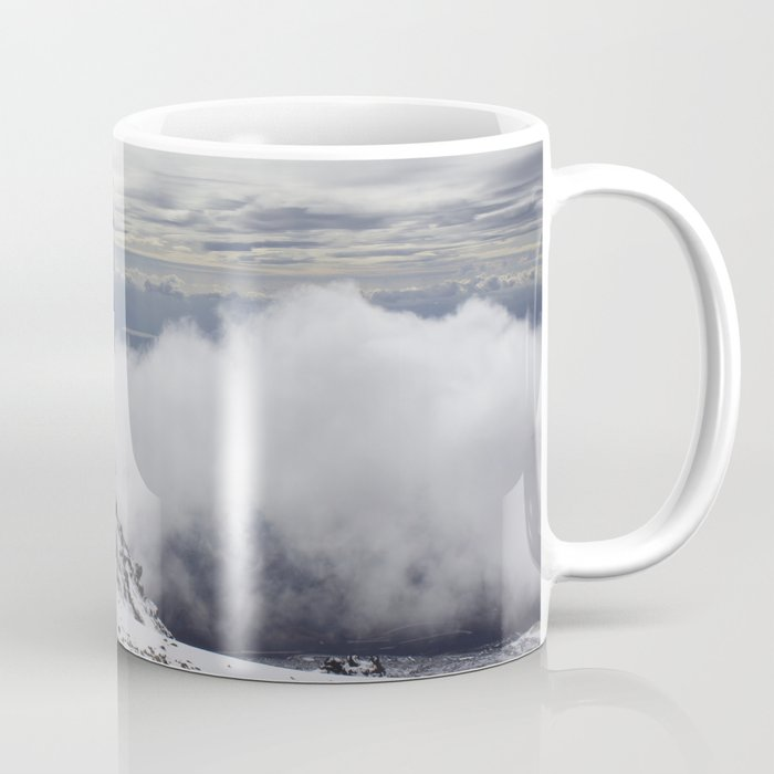 Mount Etna, Sicily  Coffee Mug