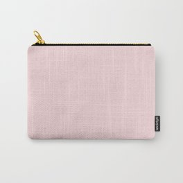 Light Pink Carry-All Pouch