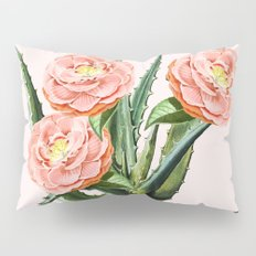 Blush Cactus || #society6 #decor #buyart Pillow Sham