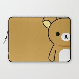 Sad Bear Laptop Sleeve