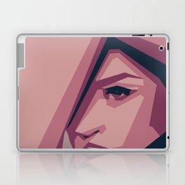 Beauty - minimal Laptop & iPad Skin