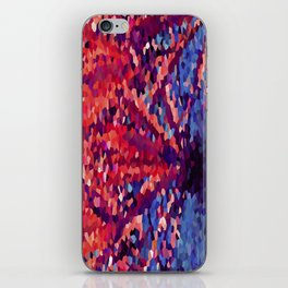 Crystall Fire  iPhone Skin