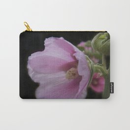 blooming on black -05- Carry-All Pouch