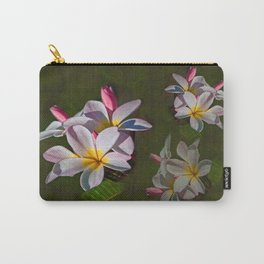 Hula Flower Carry-All Pouch