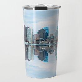 Boston reflection Travel Mug