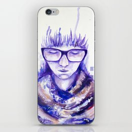 Disruption of the Semi-Automatic Heart iPhone Skin