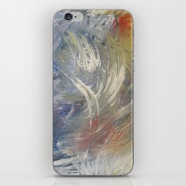 Filling the Void iPhone Skin