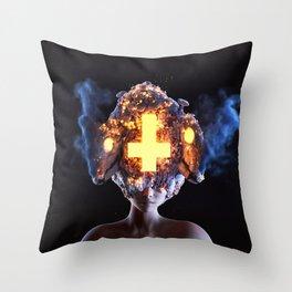 Burgeon Throw Pillow