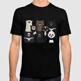 Bears of the world T-shirt