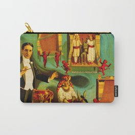 Thurston The Great Magician - Egypt Carry-All Pouch