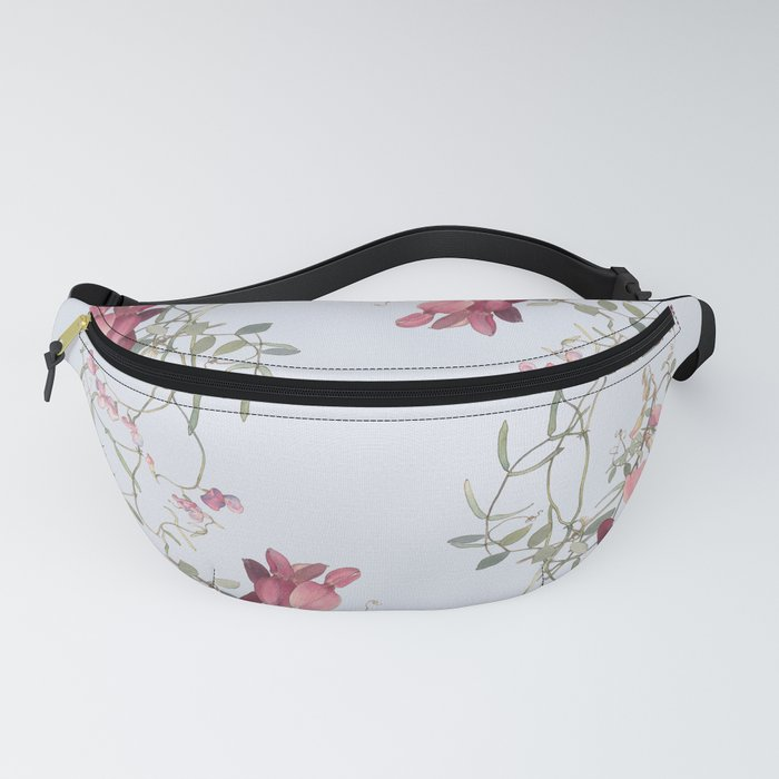 Country garden flowers Fanny Pack