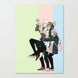 Hinata&! Canvas Print