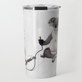 What a drag! (Wordless) Travel Mug