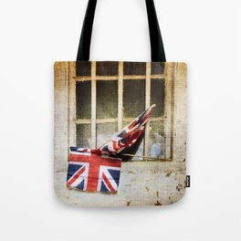 Union Jack, Union Flag Tote Bag