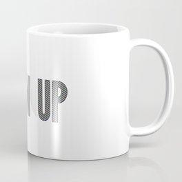 Turn Up   Hip Hop Rap Drugs Gift Idea Coffee Mug
