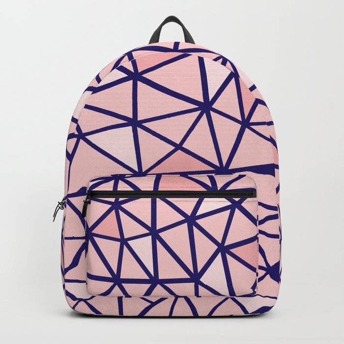 Broken Blush Backpack