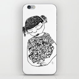 Takes a Village iPhone Skin