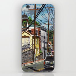Ellicott City Flood Relief- Firehouse Museum iPhone Skin