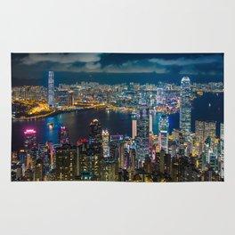 HONG KONG 10 Rug