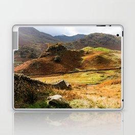 Castle Howe landscape Laptop & iPad Skin