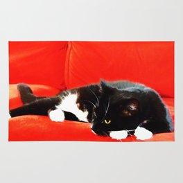 Meowlancholy Rug