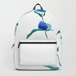 spreading dayflower Backpack