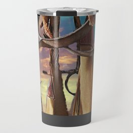 Purs hanging Travel Mug