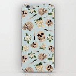 Hamlet's final romance iPhone Skin
