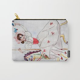 Mary Poppins Carousel Carry-All Pouch