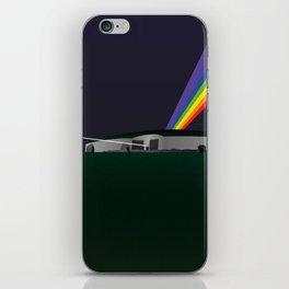 Dark Side Of The Mound iPhone Skin