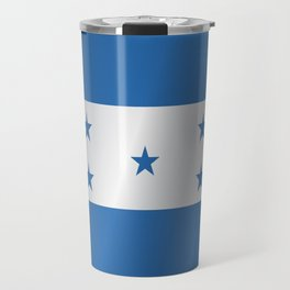 Flag of Honduras Travel Mug