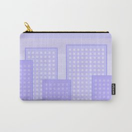 pretty city blue Carry-All Pouch