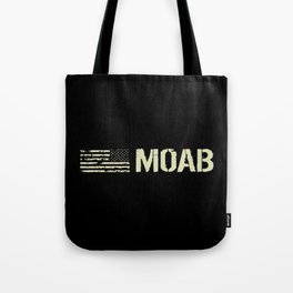 Black Flag: Moab Tote Bag