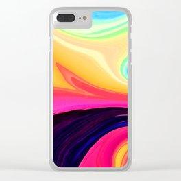 BRILLIANT Clear iPhone Case