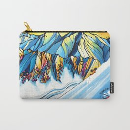 Majestic Heli Ski 2017 Carry-All Pouch