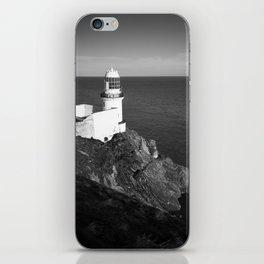 Wicklow Head Lighthouse iPhone Skin
