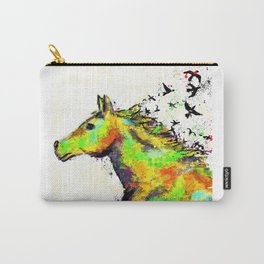 A Horse's Spirit Carry-All Pouch