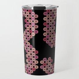BBall Dots #35 Travel Mug