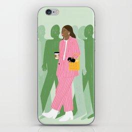 Girl Boss iPhone Skin