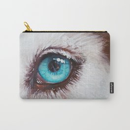 Husky's eye Carry-All Pouch