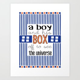 The Best Thing There Is Art Print