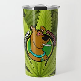 Scooby Doobie 420 Parody Travel Mug