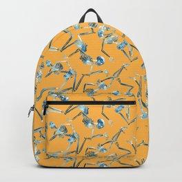 Skellybones - Yellow Backpack