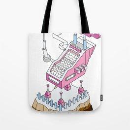 ornament_factory_2 Tote Bag